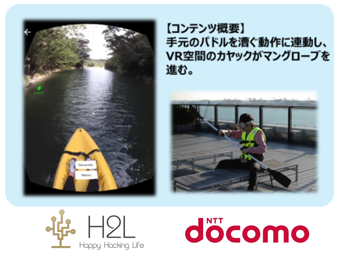 【Press Release】H2L and Docomo co-developing new services through BodySharing and 5G technology.